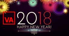 VA новый год 2018